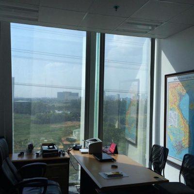Dán kính phản quang, Phim cách nhiệt phản quang chống nắng cách nhiệt (Reflective Film)