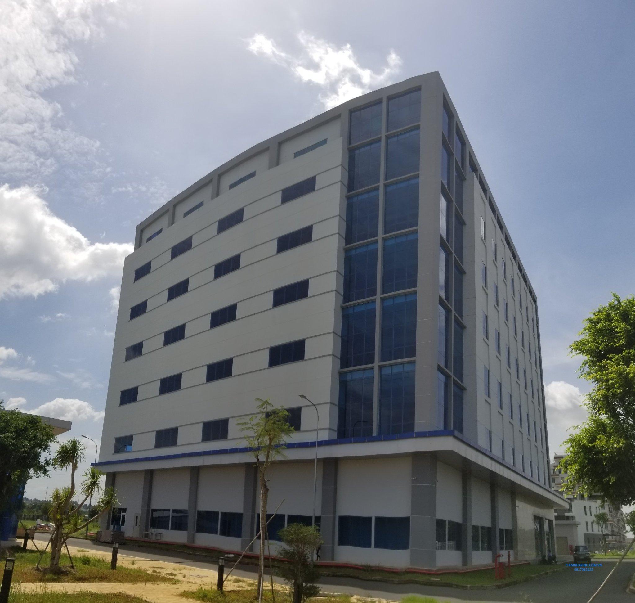 Tòa nhà Công ty Nanogen, TP HCM